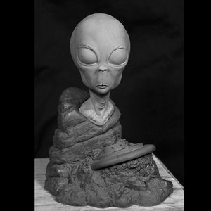 The Roswell Alien bustキット【入荷中】|roswell-japan