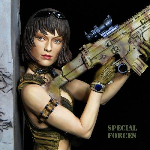 Special Forces 完成品|roswell-japan