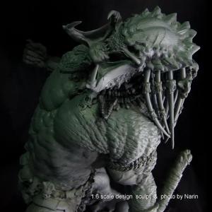 King Skull Valdezz キット|roswell-japan