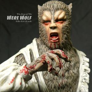 Werewolf 完成品|roswell-japan