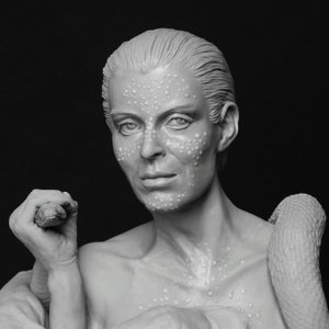 Zhora 1/4scale Bust Kit【入荷中】|roswell-japan