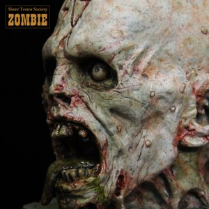 ZOMBIE Bust 完成品|roswell-japan