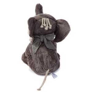 ベアフットドリームス ぬいぐるみ ベビー用品 BAREFOOT DREAMS ぬいぐるみ ゾウ ぬいぐるみ 出産祝い 新築祝い ギフト 贈り物|rosycats|03