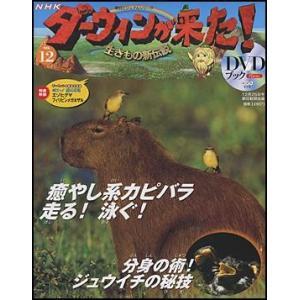 NHKダーウィンが来た!DVDブック  12号 カピバラ/ジュウイチ|roudoku