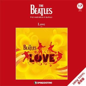 隔週刊 ザ・ビートルズ・LPレコード・コレクション 第17号 Love|roudoku