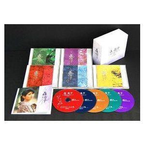 「森昌子〜歌ひとすじ〜 」 CD-BOX(5枚組)|roudoku