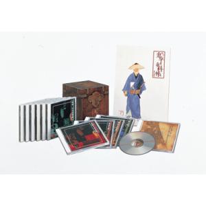 CDで聴く「鬼平犯科帳」傑作選集 語り 橋爪功と二木てるみ|roudoku
