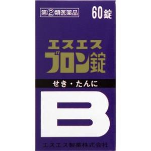 【指定第2類医薬品】 エスエス製薬 エスエスブロン錠 60錠|rouge