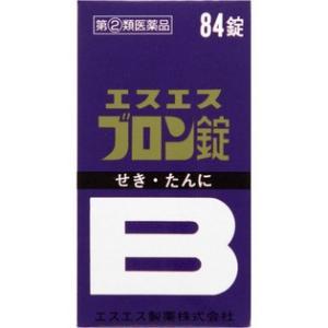 【指定第2類医薬品】 エスエス製薬 エスエスブロン錠 84錠 ★|rouge