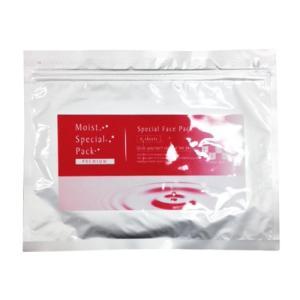【特価品】 モイストスペシャルパック プレミアム 6枚/110ml <シート状美容マスク> ( コスメ )|rouge