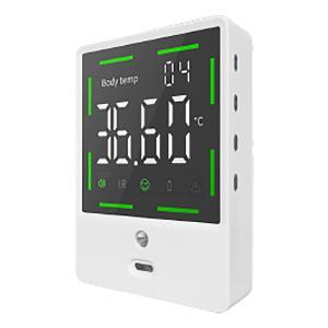 ATTRAIT アトレ 壁掛け 非接触温度計 HC-T01|rouge