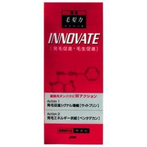 ライオン 薬用毛髪力 イノベート INNOVATE 200ml(医薬部外品) rouge