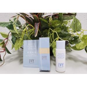 【特価品】【試用見本品・ミニサイズ】 アイビー化粧品 IVY ホワイトパワー セラム 8ml 【医薬部外品】|rouge