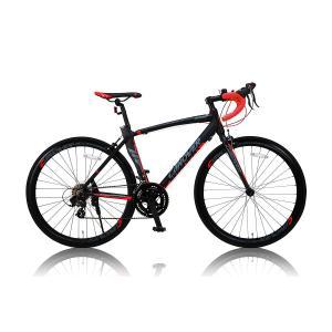 カノーバー ロードバイク CAR-012  (ADOONIS) rouge