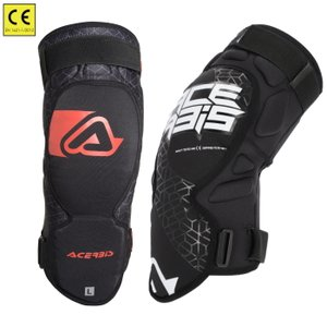 ACERBIS SOFT3.0 ニーガード AC-23454 KNEE GUARD|roughandroad-outlet