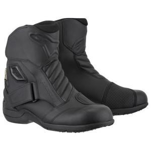 【在庫品】 alpinestars riding boots アルパインスターズ NEW LAND GORE-TEX 防水 ライディングブーツ|roughandroad-outlet