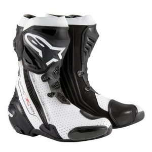 Alpinestars SUPER TECH R VENTED racing boots 正規品 アルパインスターズ スーパーテックR ベンテッド レーシングブーツ SUPERTECHR|roughandroad-outlet
