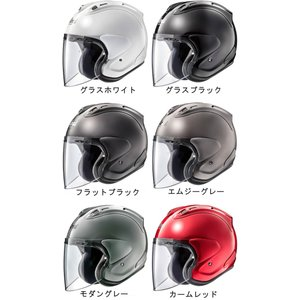 ARAI VZ-RAM アライ ジェットヘルメット|roughandroad-outlet