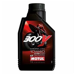 MOTUL 300V FACTORY LINE ROAD RACING 10W40 1L (直輸入品) MOT-025 roughandroad-outlet
