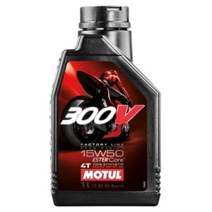 MOTUL 300V FACTORY LINE ROAD RACING 15W50 1L (直輸入品) MOT-026 roughandroad-outlet