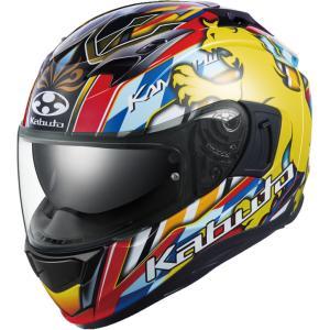 OGK KABUTO KAMUI-3  LEO カムイ3 レオ フルフェイスヘルメット|roughandroad-outlet