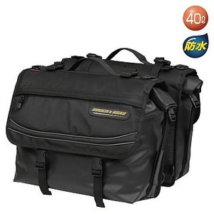 RR5613 AQA DRY サイドバッグ G-BLACK|roughandroad-outlet