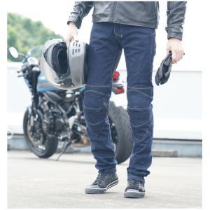 【サイズ交換可能】 ラフアンドロード RR7474 EI:EO ストレッチライドデニム バイク用ライディングパンツ ジーンズ ROUGH&ROAD roughandroad-outlet