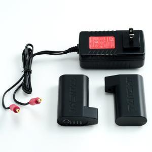 リチウムイオンバッテリー2個と専用充電器のオールインワンセット   e-HEATの電源として、リチウ...