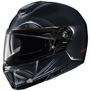 HJC HJH158 STARWARS RPHA 90 DARTH VADER  ダースベイダー スターウォーズ システムヘルメット RSタイチ roughandroad-outlet