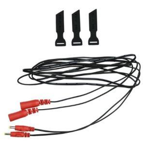 e-HEAT グローブを使用する際の専用モバイルバッテリー収納場所を、ジャケットのインナーポケットな...