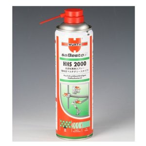WURTH(ウルト) HHS2000 高性能潤滑剤 500ml|roughandroad-outlet