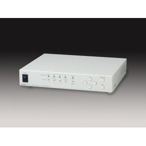マルチ表示機能付HDMI4chセレクター MD-410|round-direct