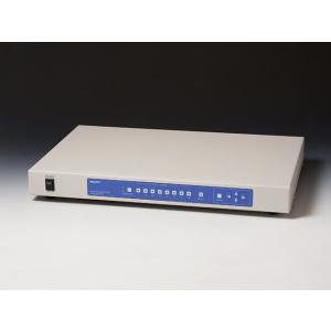 マルチ表示機能付き パソコン切替器 RPM-8W DUAL|round-direct