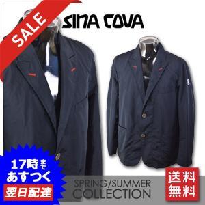 ■シナコバ  ■上質な機能素材を使用した、シナコバらしいスポーティーなジャケットです。 清涼感ある素...