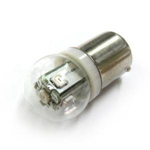 トラック用品 ジェットイノウエ528704 BA15S型LEDバルブシングル球 ホワイト(24V用)|route2yss|02