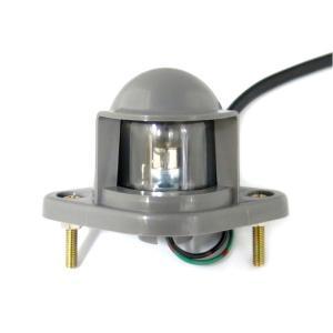 トラック用品 DS-0481 トラック用ナンバー灯(24V12W電球付)|route2yss