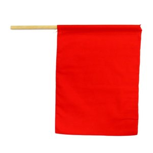 赤旗(木柄付)|route2yss