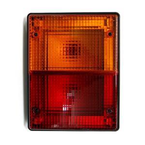 トラック用品 SFL-9000 バステールランプ単体 赤/黄(レフ無)|route2yss