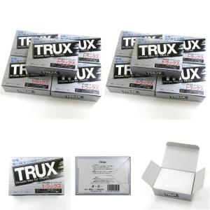 トラック用品 TRUXトラックス 荷台用すべるワックス 10個組まとめ買いでお得なセット|route2yss