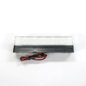 トラック用品 YAC CE-234 流星Re5LED車高灯ランプ クリアレンズ/LED緑(24V用)|route2yss|04