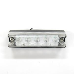 トラック用品 YAC CE-234 流星Re5LED車高灯ランプ クリアレンズ/LED緑(24V用)|route2yss|05