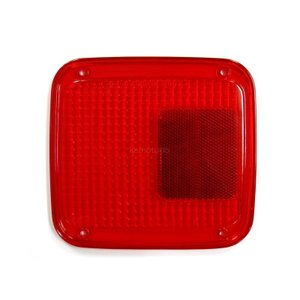 トラック用品91114 KOITO 補修用テールレンズ赤(レフ付)|route2yss