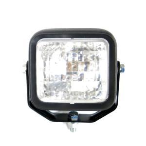 ※在庫限りで販売終了※5000705 トラック用品 DS-0070 ミニ角型ワークランプ/スイッチ付(24V25W電球付) route2yss