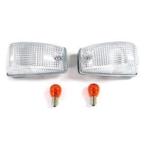 トラック用品 ジェットイノウエ526233グランドプロフィアレンジャープロ共ドアサイドウインカーランプ新灯火規制対応クリア route2yss