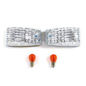 トラック用品 ジェットイノウエ526255 日野Gプロフィア/レンジャープロ用(新灯火対応)ドアサイドウインカー Bタイプ|route2yss