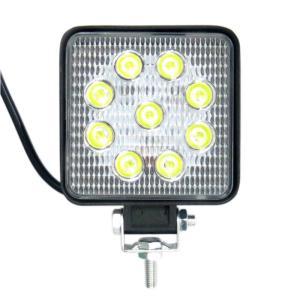 トラック用品 ジェットイノウエ526793 WL-29 LEDワークランプ 角型 15W|route2yss