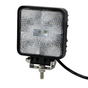 トラック用品 ジェットイノウエ526799 WL-23 LEDワークランプ 角型 15W|route2yss