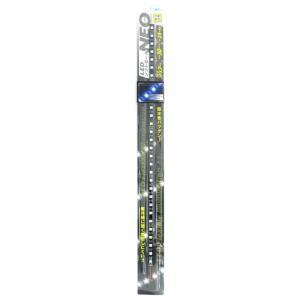 トラック用品 ジェットイノウエ530971 SM-04 LEDソフトモールNEO 500mm ブルー 24V|route2yss