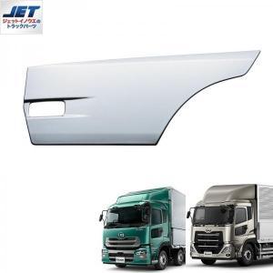トラック用品 ジェットイノウエ572280 ドアガーニッシュ LRセット UDパーフェクトクオン/クオン用【代引き不可】|route2yss