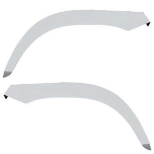トラック用品 ジェットイノウエ 573366 17プロフィア用フェンダーゴムステンレスカバー(鏡面)左右セット(代引き不可)|route2yss